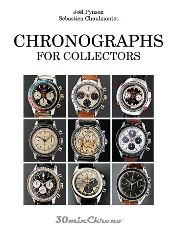 couv chronographs for collectors BR2