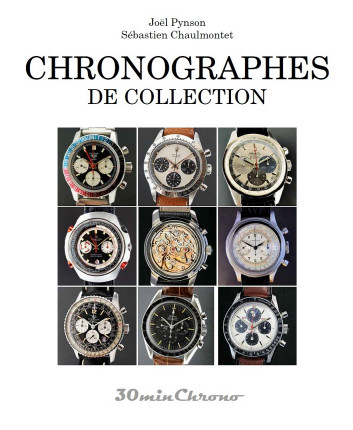 couv chronos de collection BR2