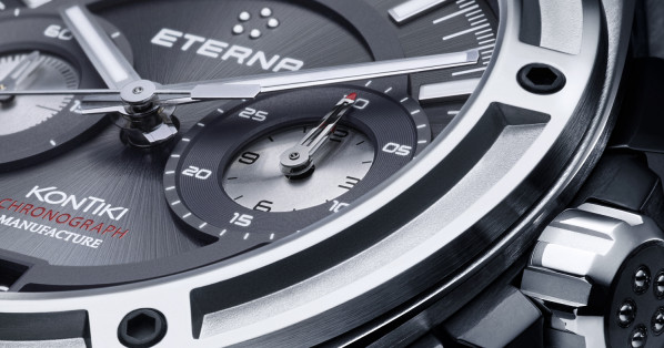Eterna Royal Kontiki detail