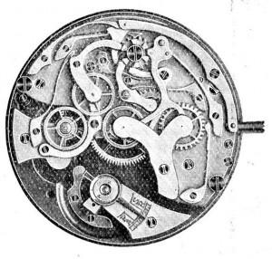Valjoux 6 1928