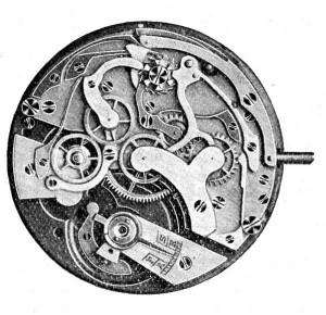 Valjoux 7 1928