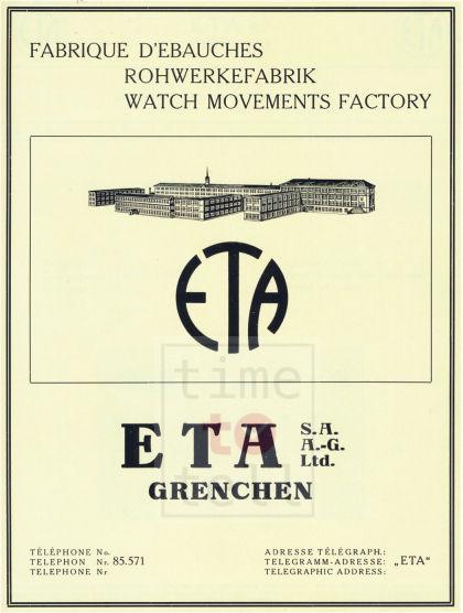 ETA BR