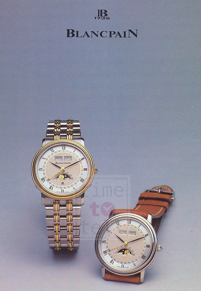 Blancpain 1983