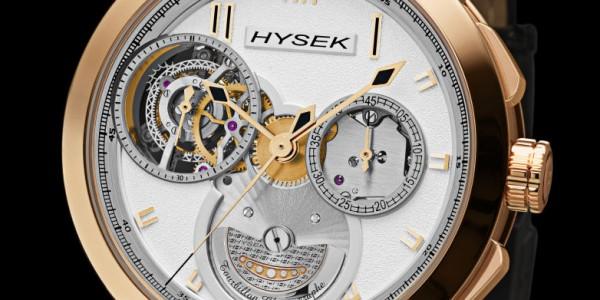 Hysek Chronograph Tourbillon