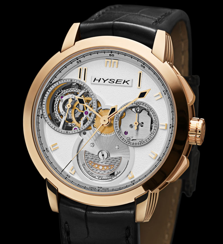 Hysek Chronograph Tourbillon