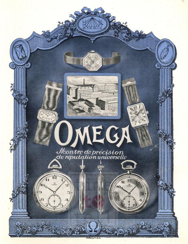 Omega 1921