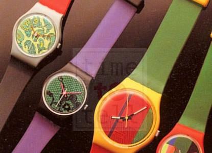 Swatch 1985